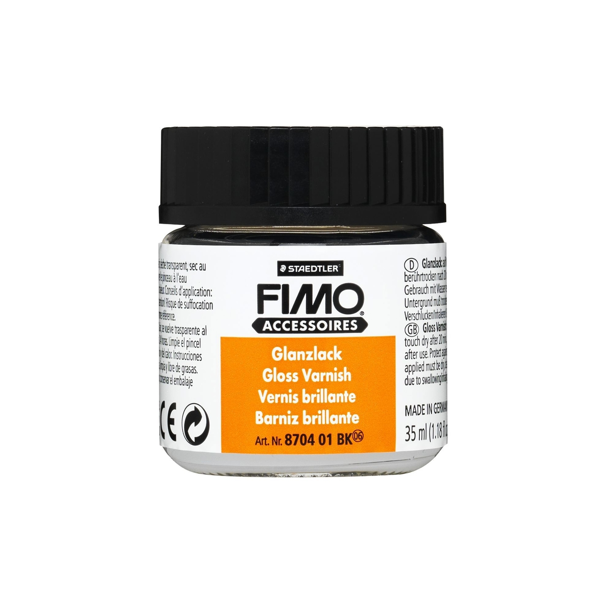 Fimo gloss varnish