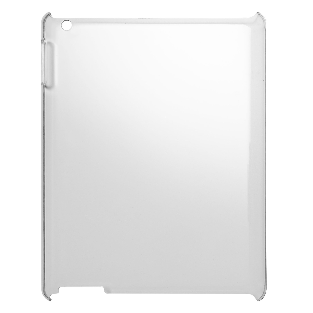 iPad skal transparent