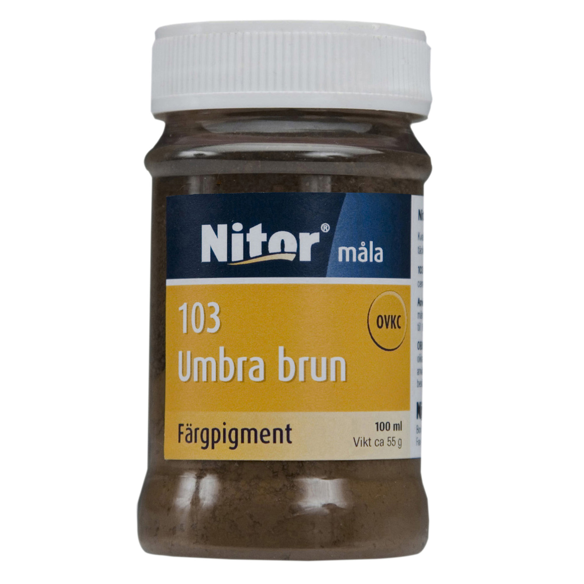 Pigment A&C Brun Umbra 100ml