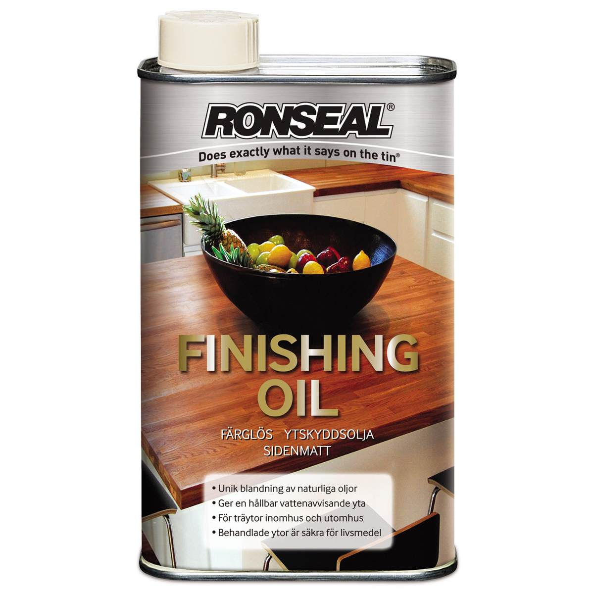 Finishing Oil 250ml