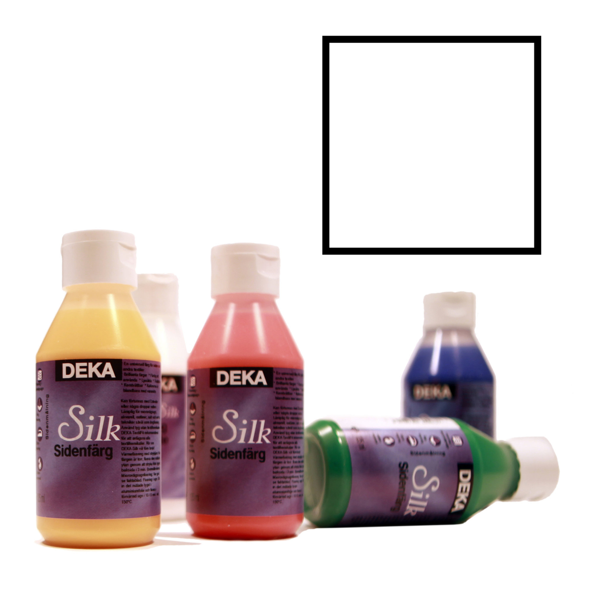 DEKA Silk 125ml Covering Vit