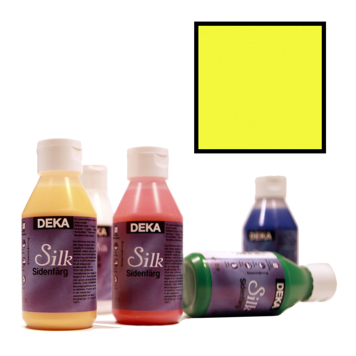 DEKA Silk 125ml Citron