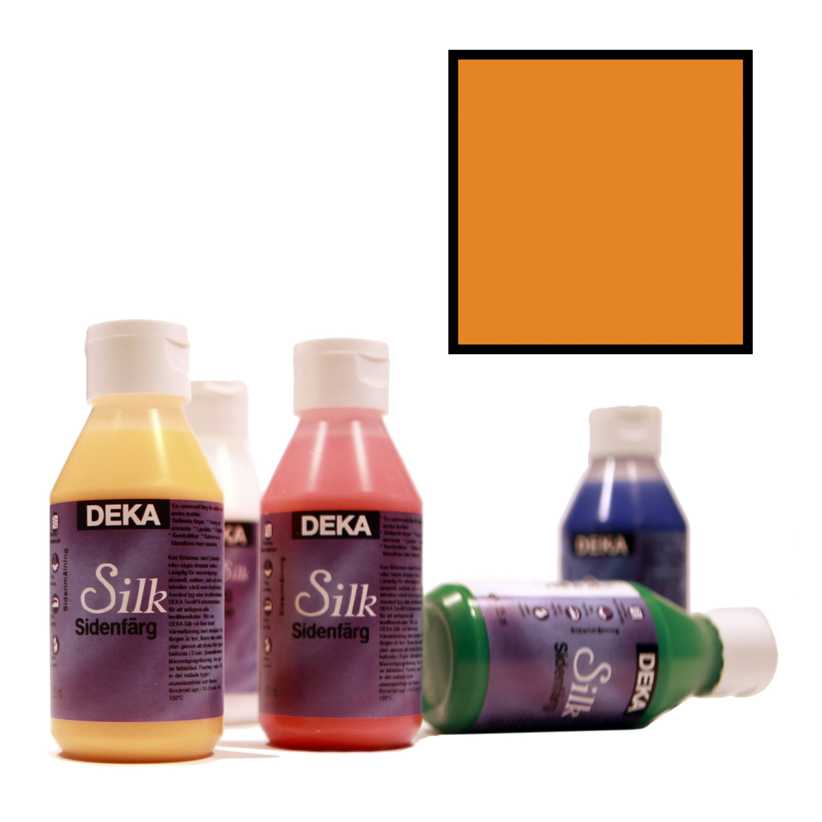 DEKA Silk 125ml Orange
