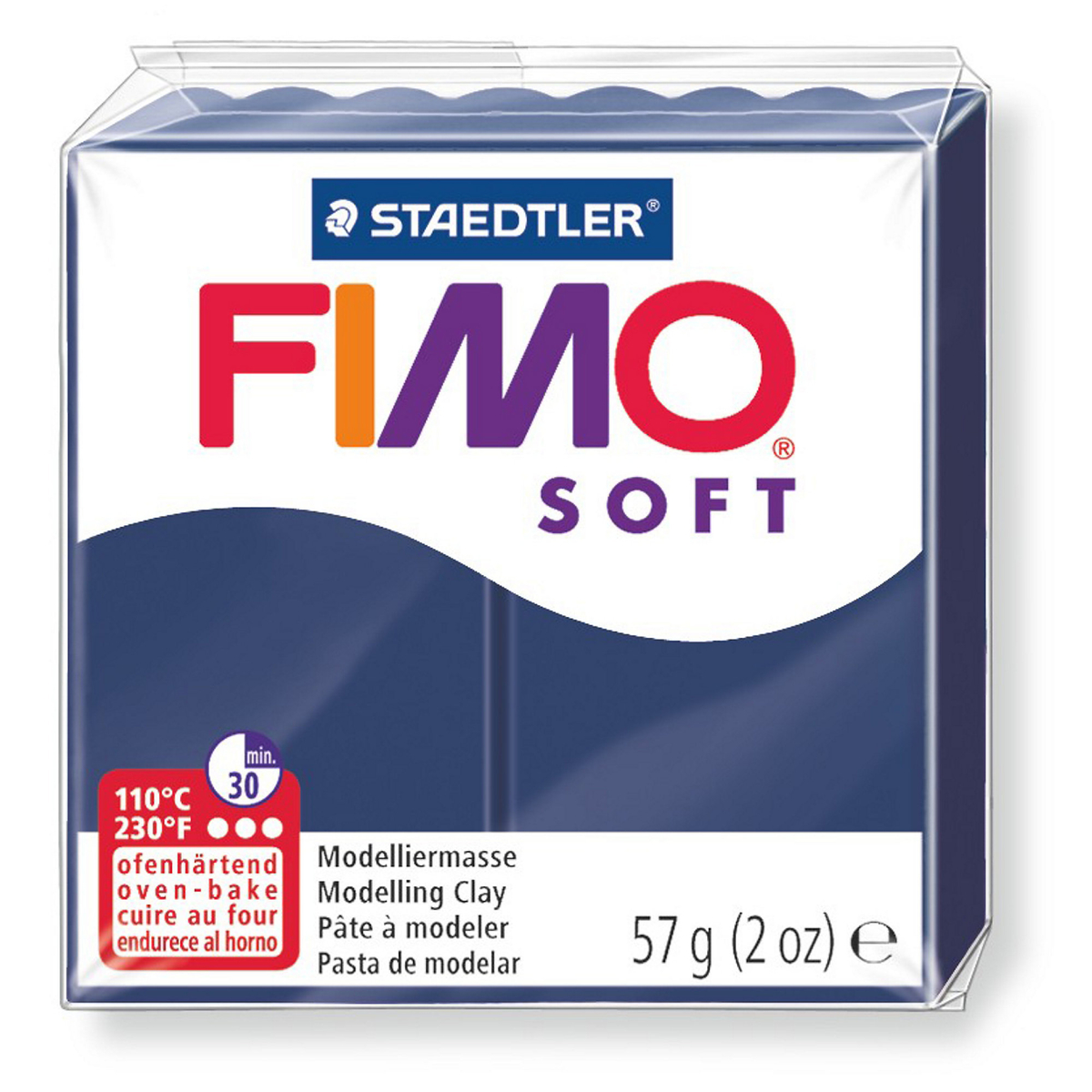 Fimo Soft 57g Windsor Blue