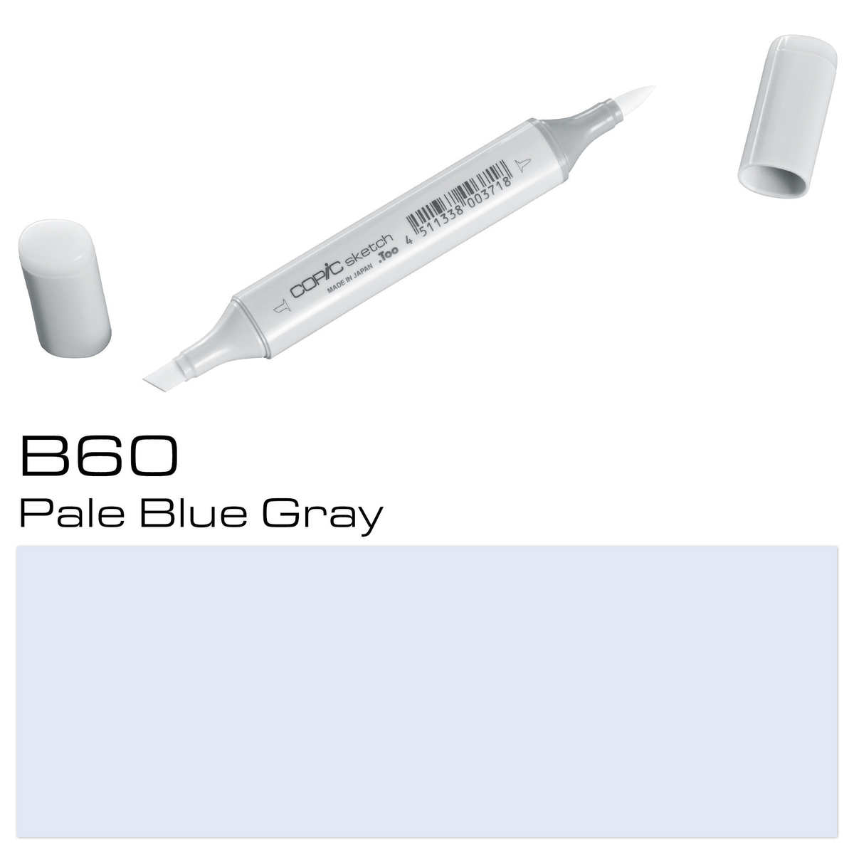 Copic Sketch B60 pal.blue grey