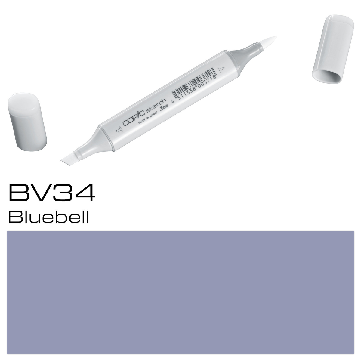 Copic Sketch BV 34 bluebell