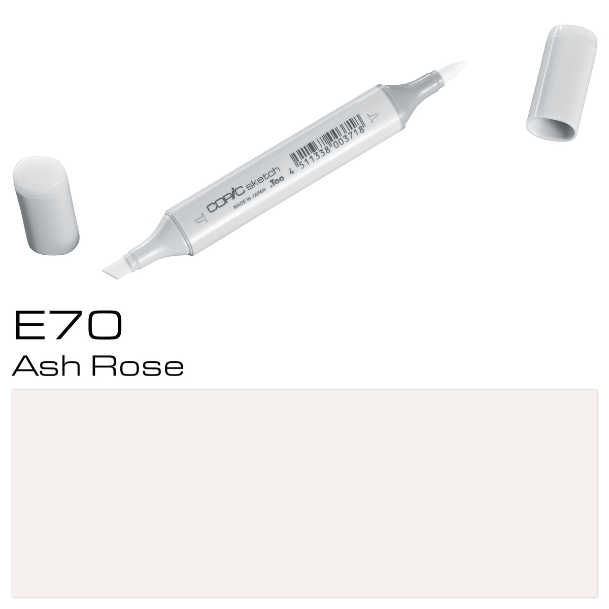 Copic Sketch E 70 ash rose
