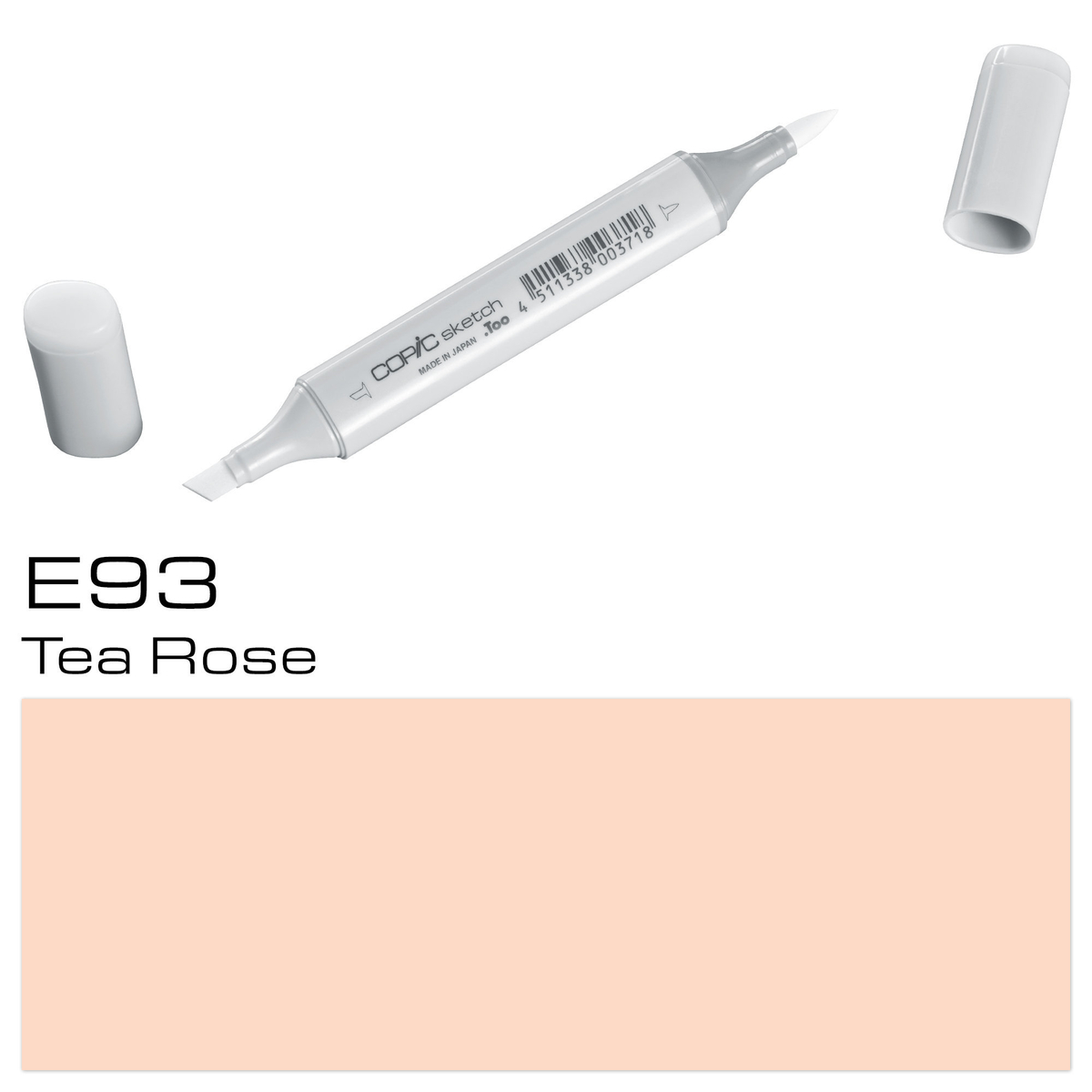 Copic Sketch E 93 tea rose