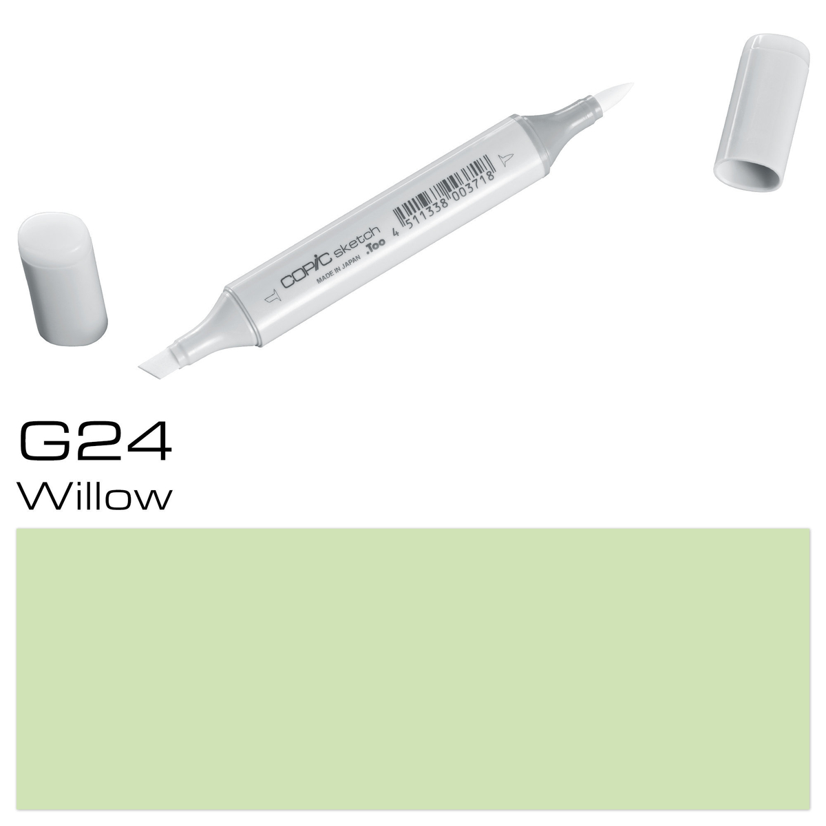 Copic Sketch G 24 willow