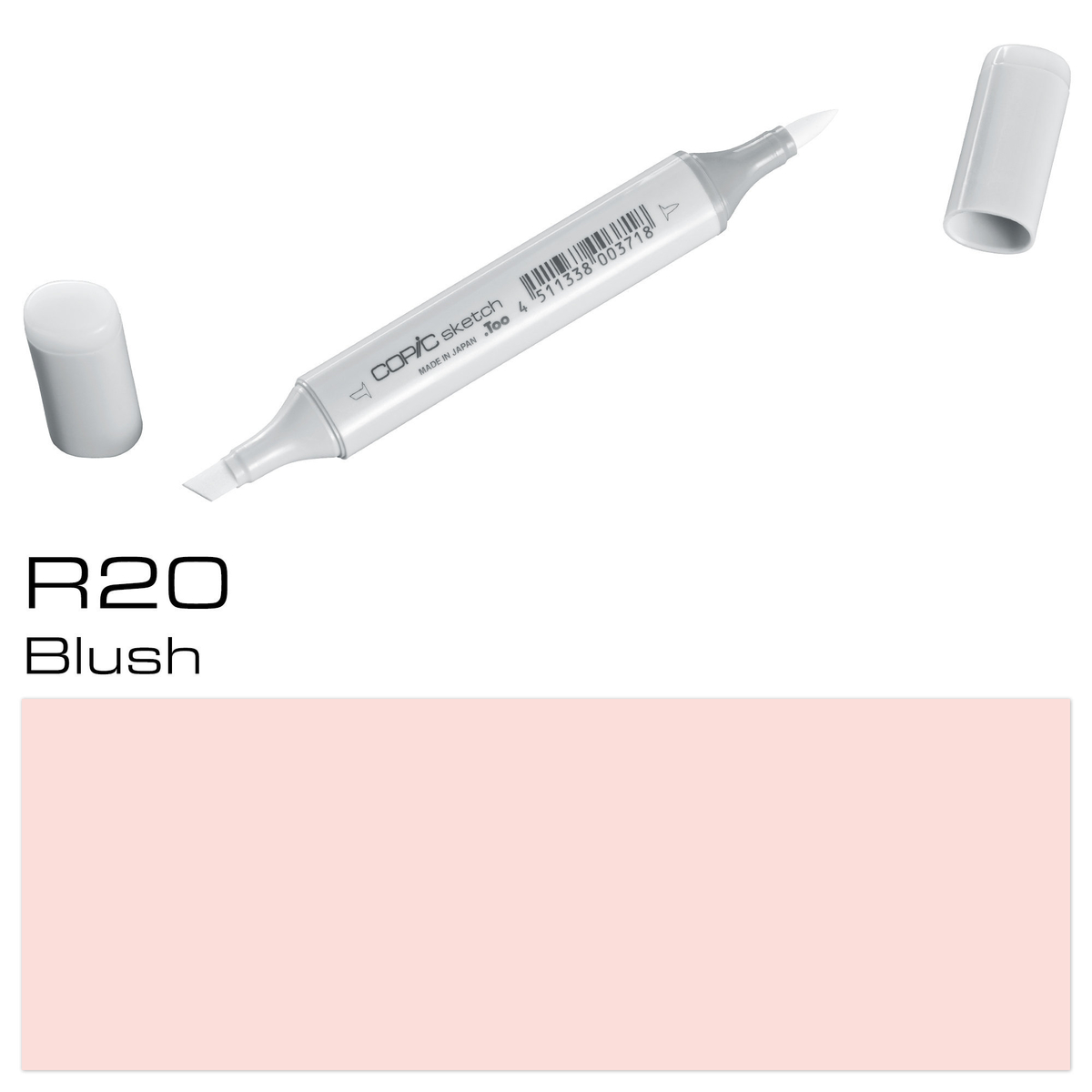 Copic Sketch R 20 blush