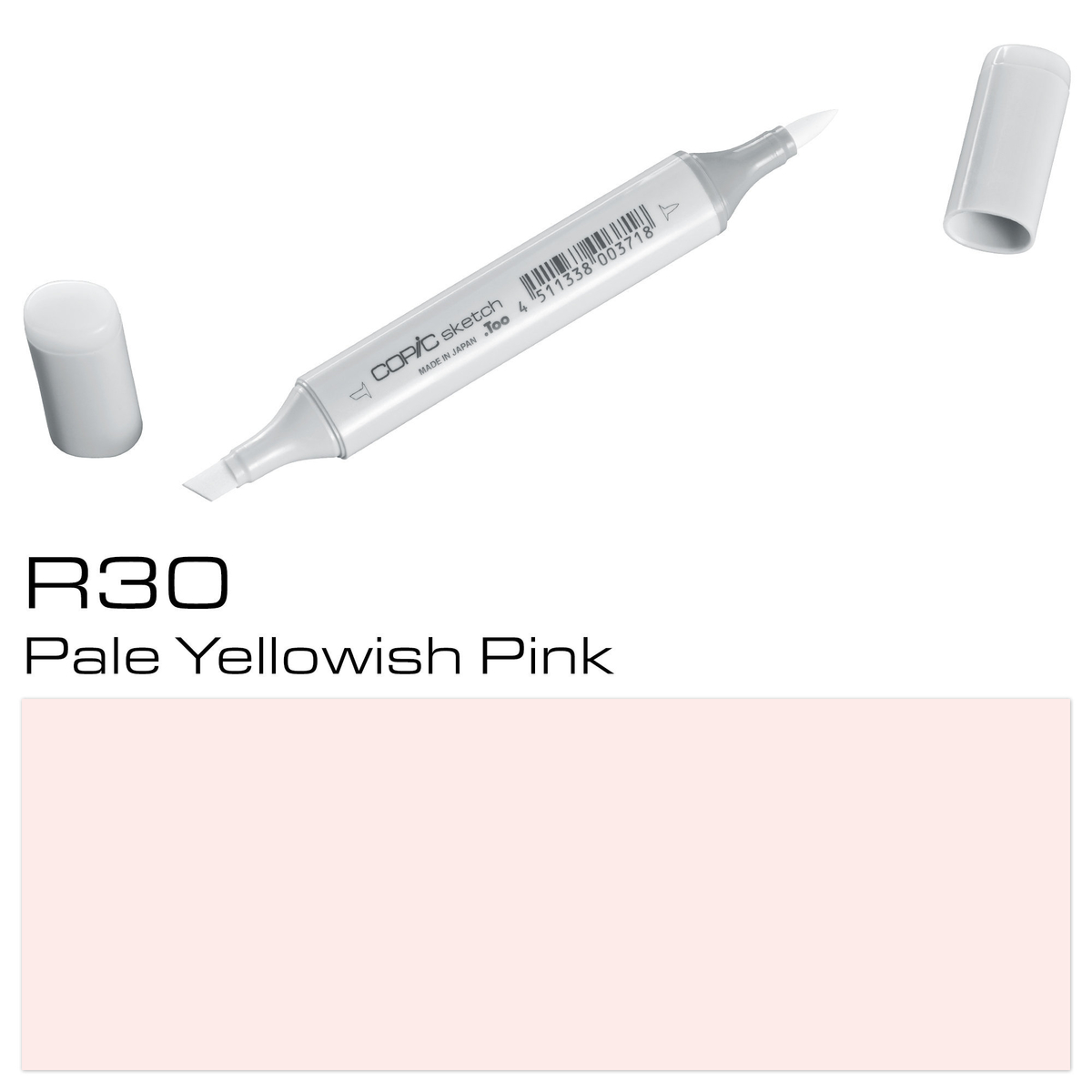 Copic Sketch R 30 pale ye.pink