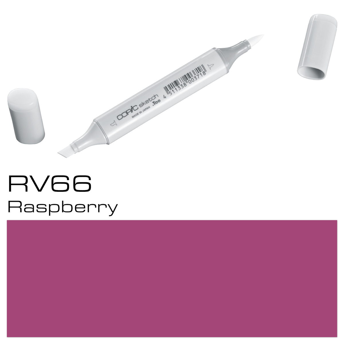 Copic Sketch RV 66 raspberry
