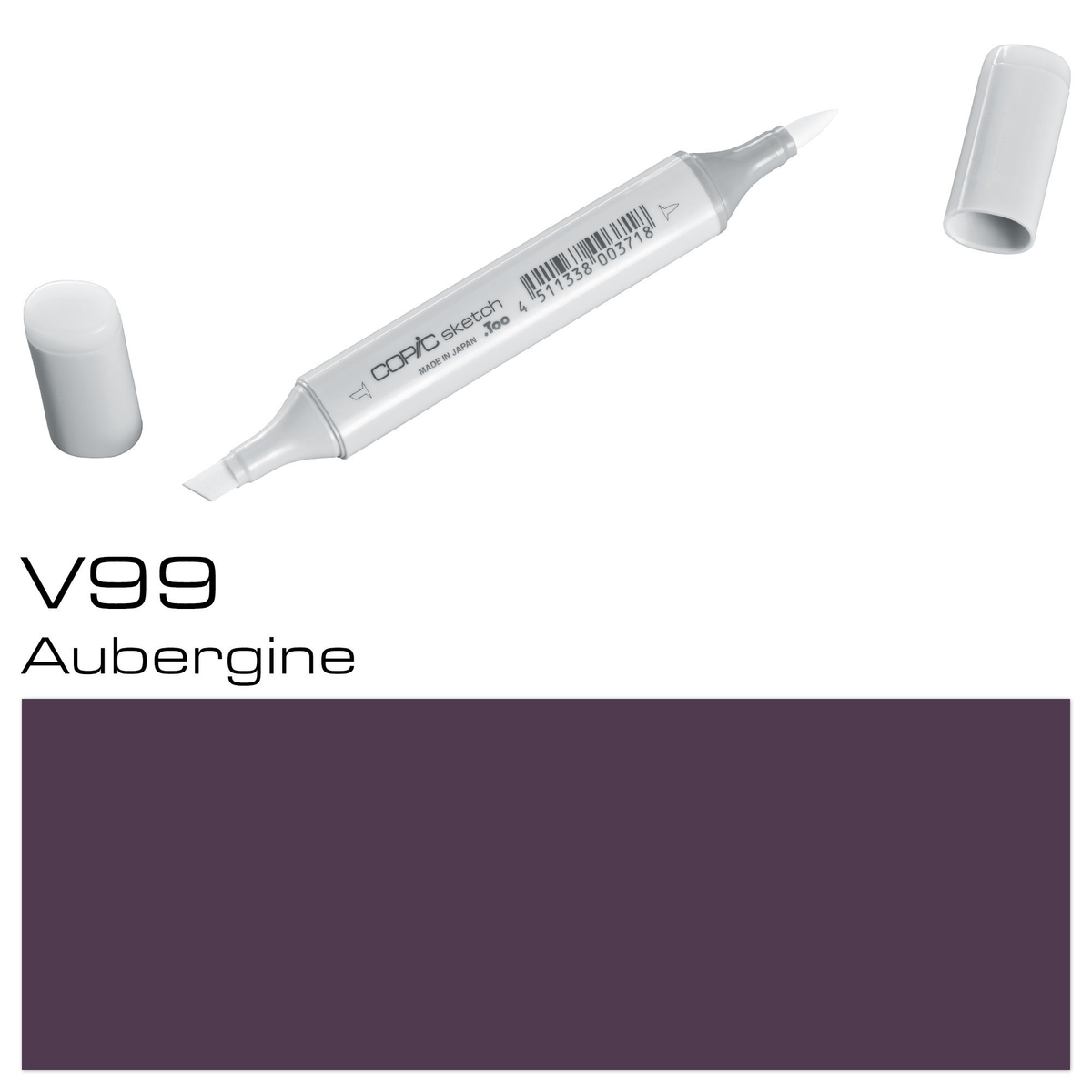 Copic Sketch V 99 aubergine