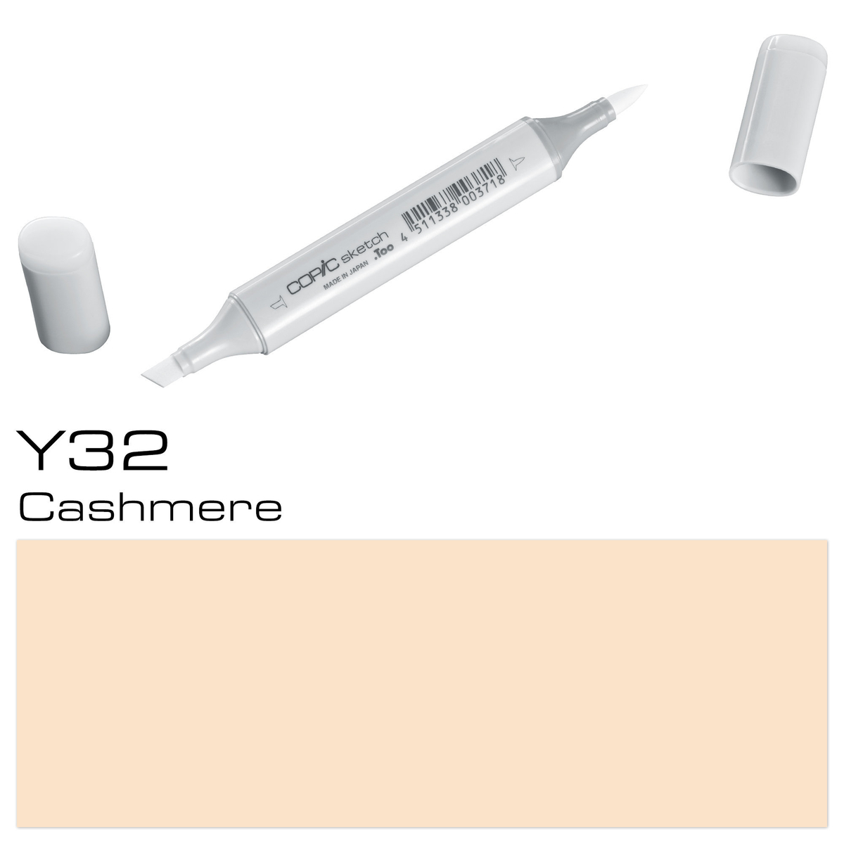 Copic Sketch Y 32 cashmere