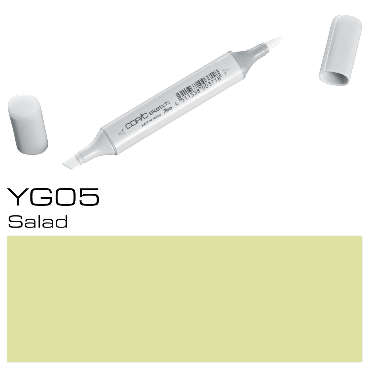 Copic Sketch YG 05 salad