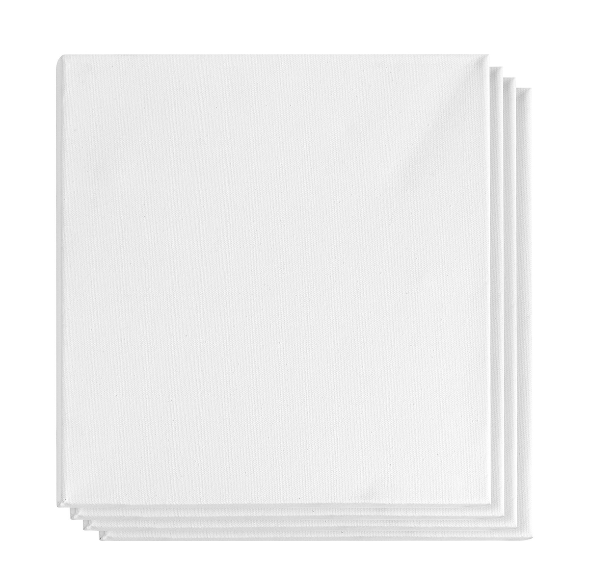 Stretched Canvas 4-pack 30x30