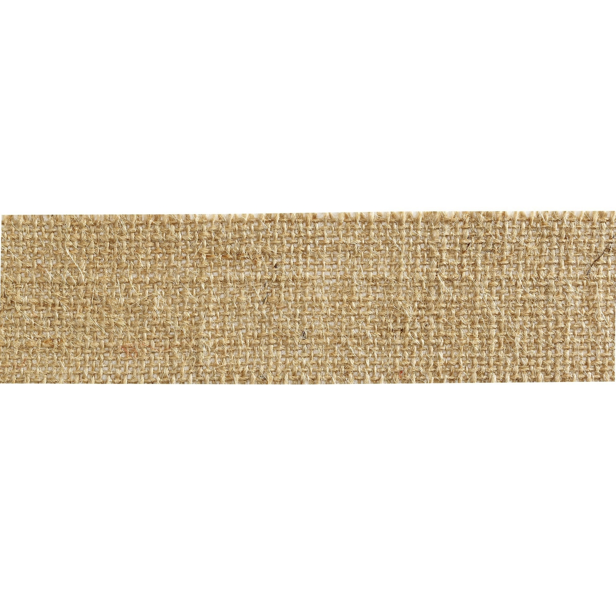 Dekorband jute 40mm/5m natur