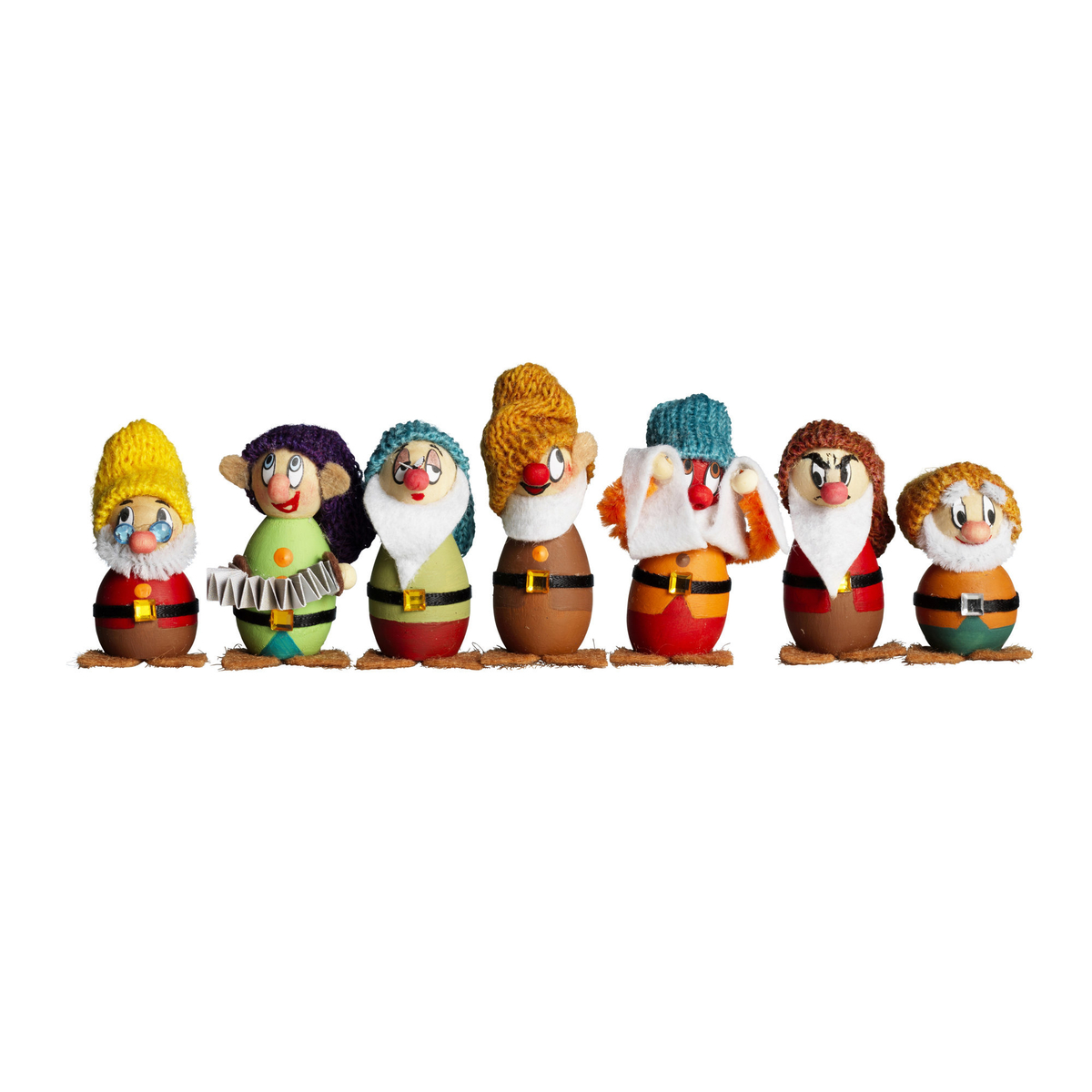 DIYkit Disney the Seven Dwarfs