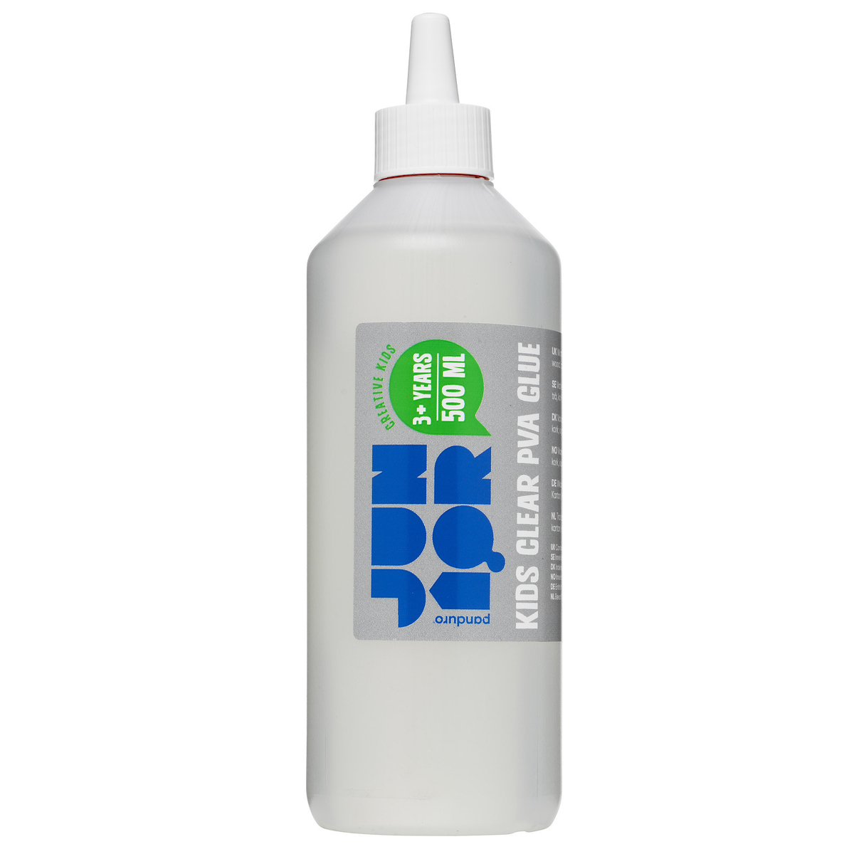 Kids Clear PVA lim 500 ml