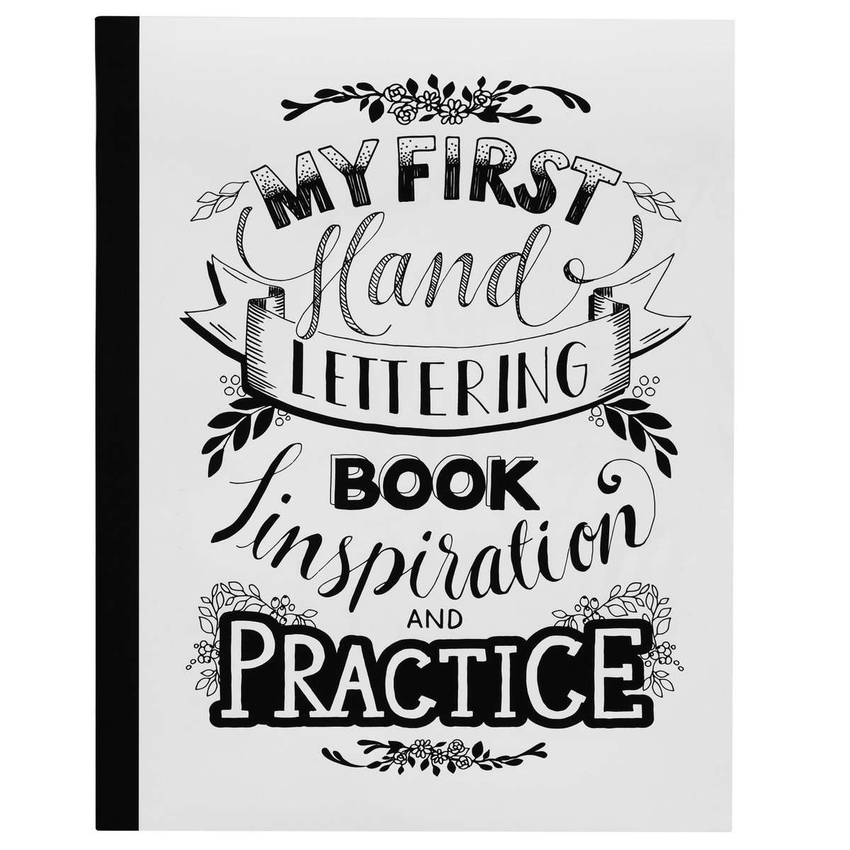 My first Hand Lettering book