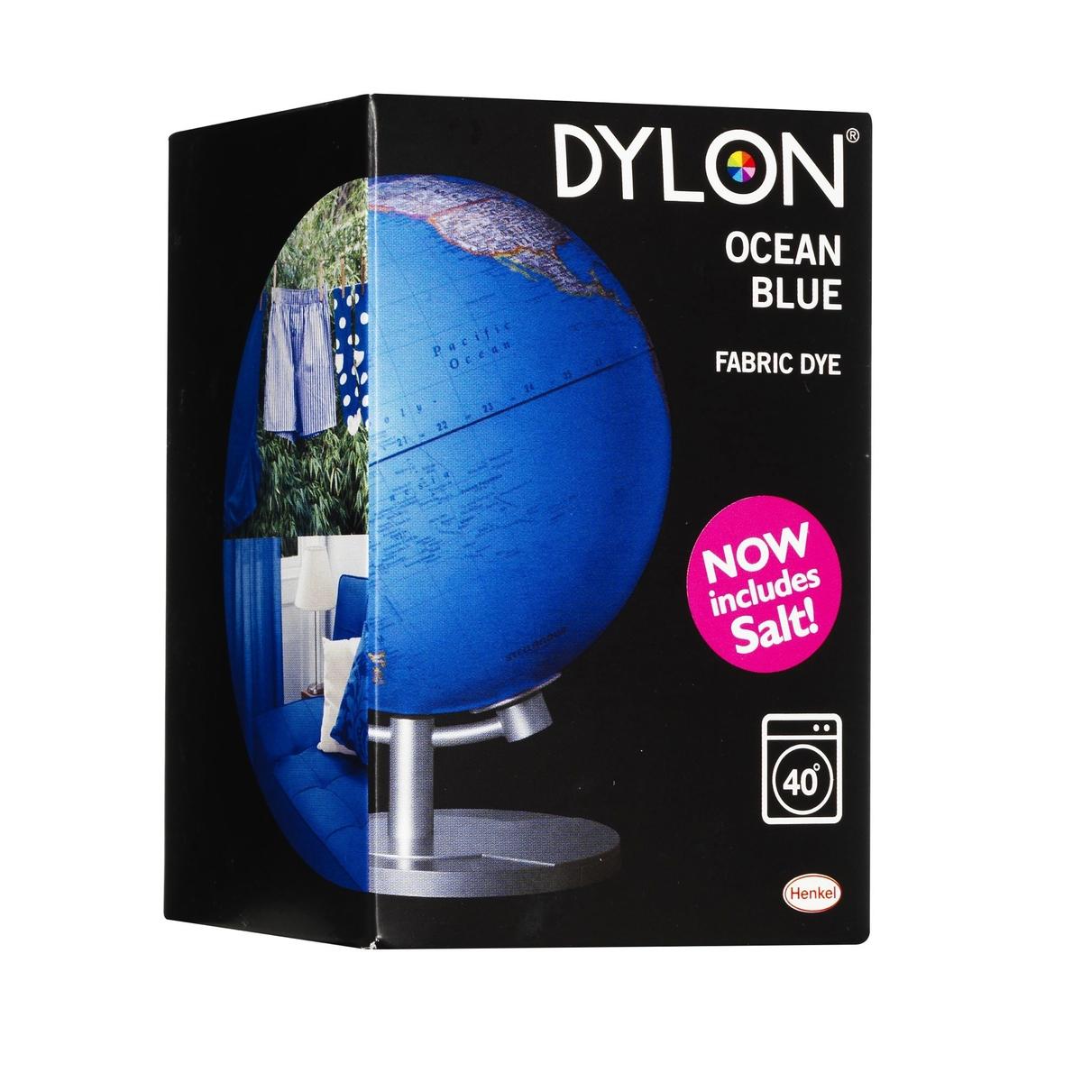 dylon maskinfarge ocean blue. Black Bedroom Furniture Sets. Home Design Ideas
