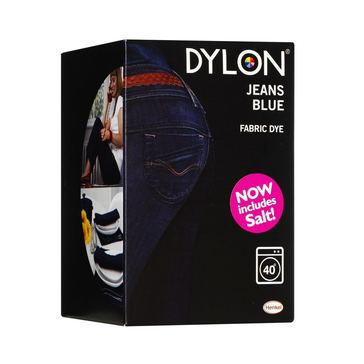 dylon maskinfarge jeans blue. Black Bedroom Furniture Sets. Home Design Ideas
