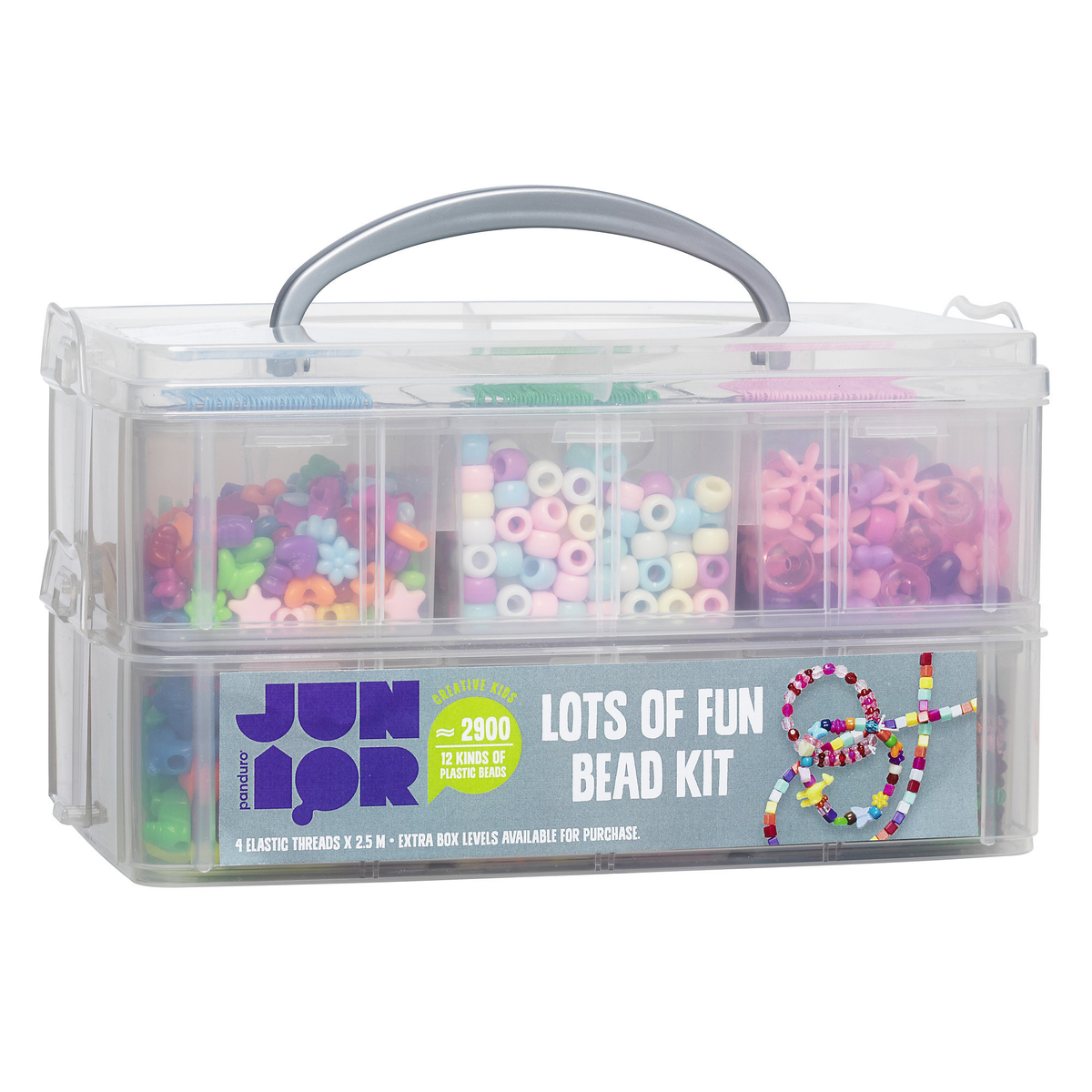 Picture of: Lots Of Fun Bead Kit 850 G