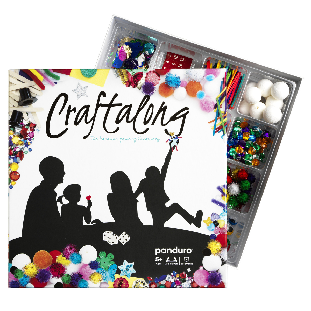 Craftalong familjespel