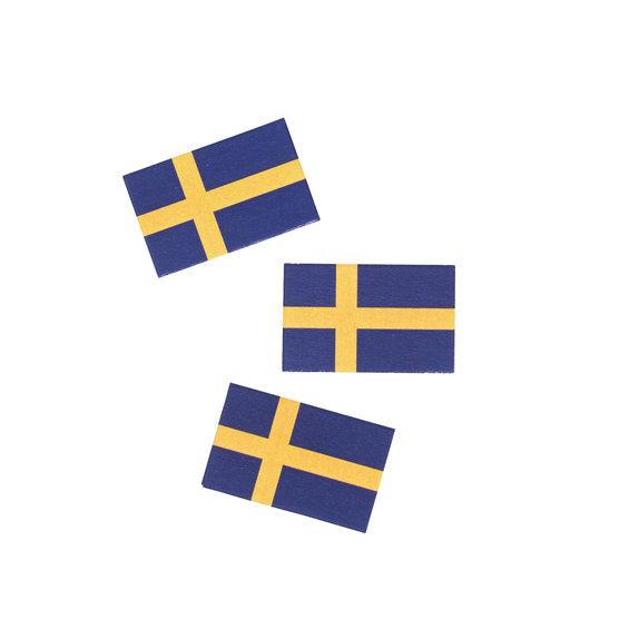 Bordsdekoration Flaggor Se 30