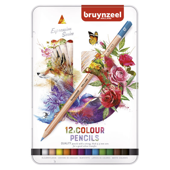Expression Colour pens 12st