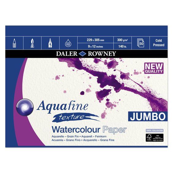 Aquafine Jumbo 305x229 mm