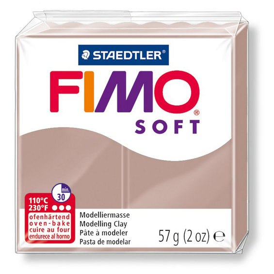 Fimo Soft 57g Taupe
