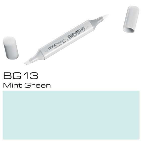 Copic Sketch BG13 Mint Green