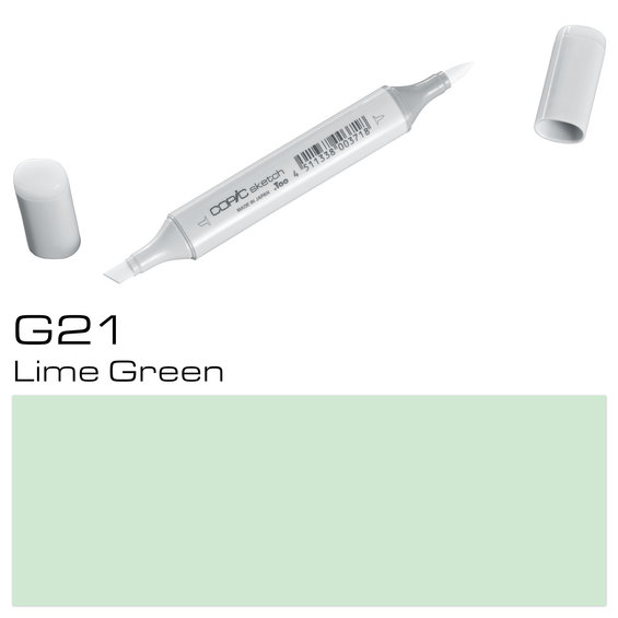 Copic Sketch G21 Lime Green