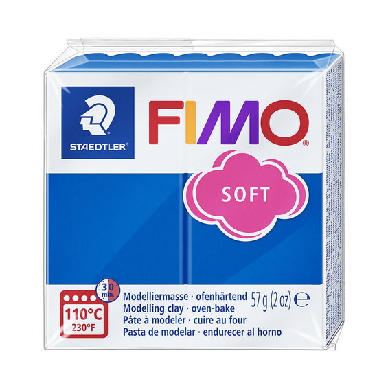 Fimo Soft 57g Pacific Blue
