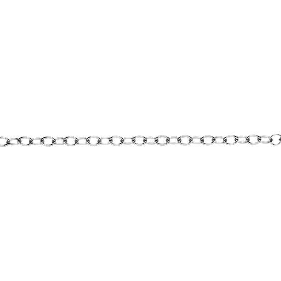 c0bb839a5e2 Kæde 10 mm/1 m sølvfarvet