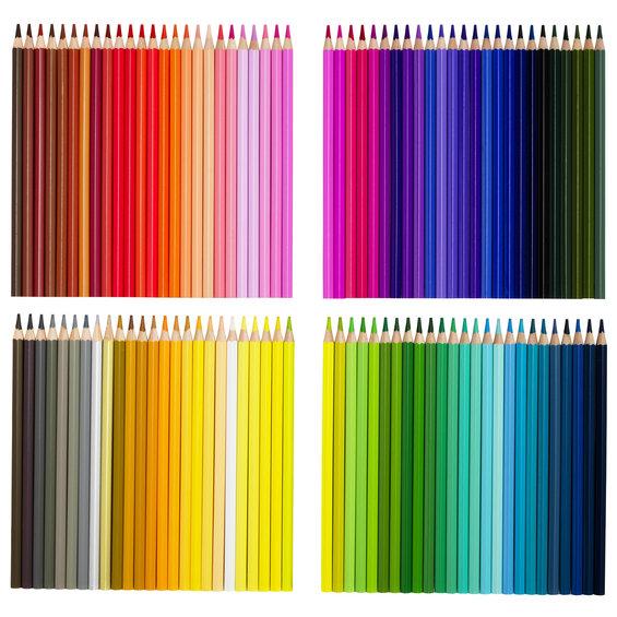 bra färgpennor för vuxna