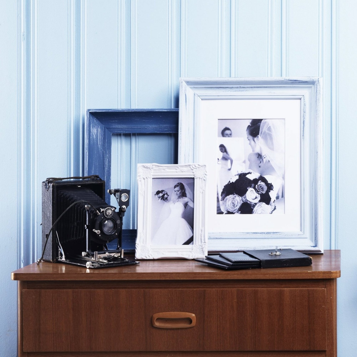 Vintage Furniture Paint on picture frames