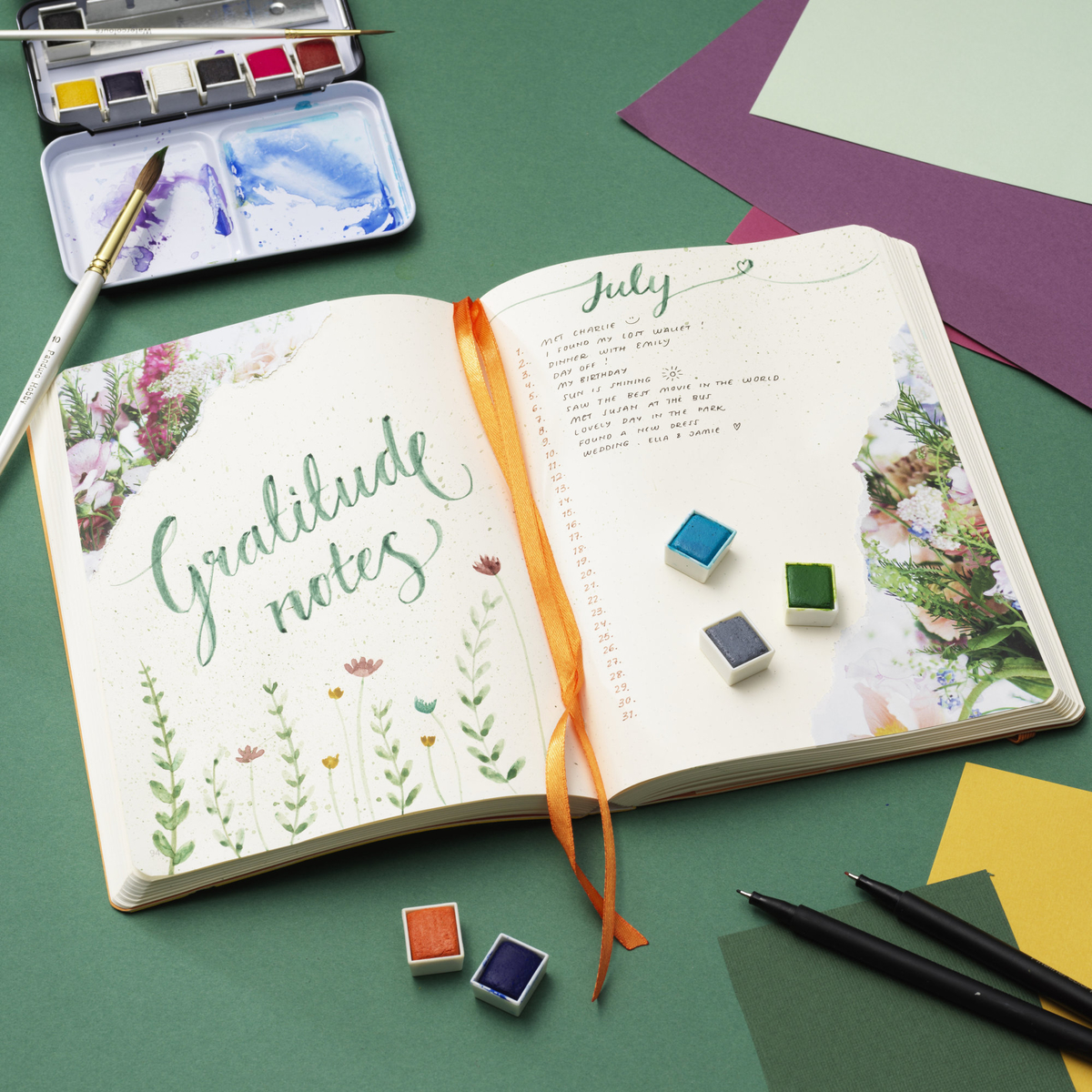 Bullet Journaling as mindfulness
