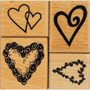 Wooden Block Stamps