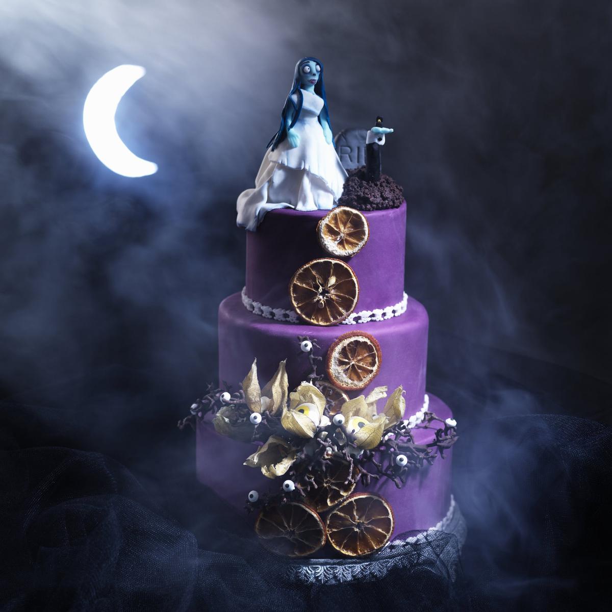 dekoration tårta panduro