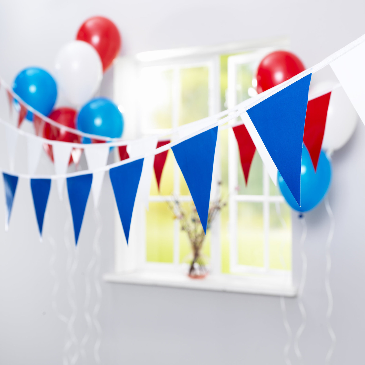 Norwegian party decorations