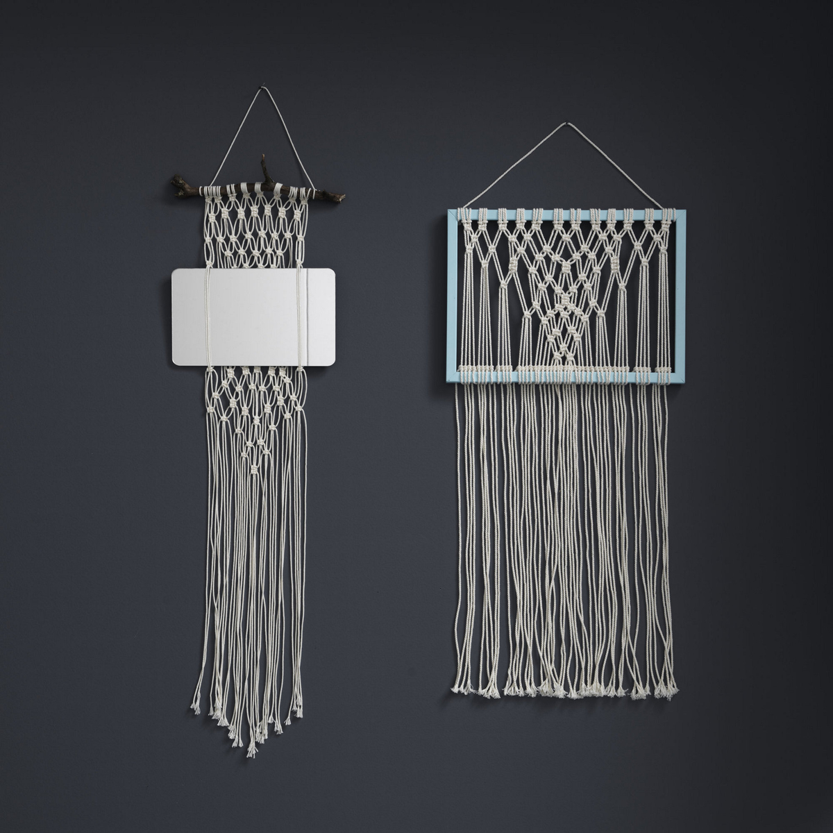 Weave a wall hanging or two