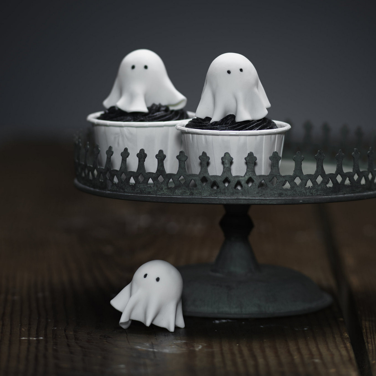 Edible ghosts!