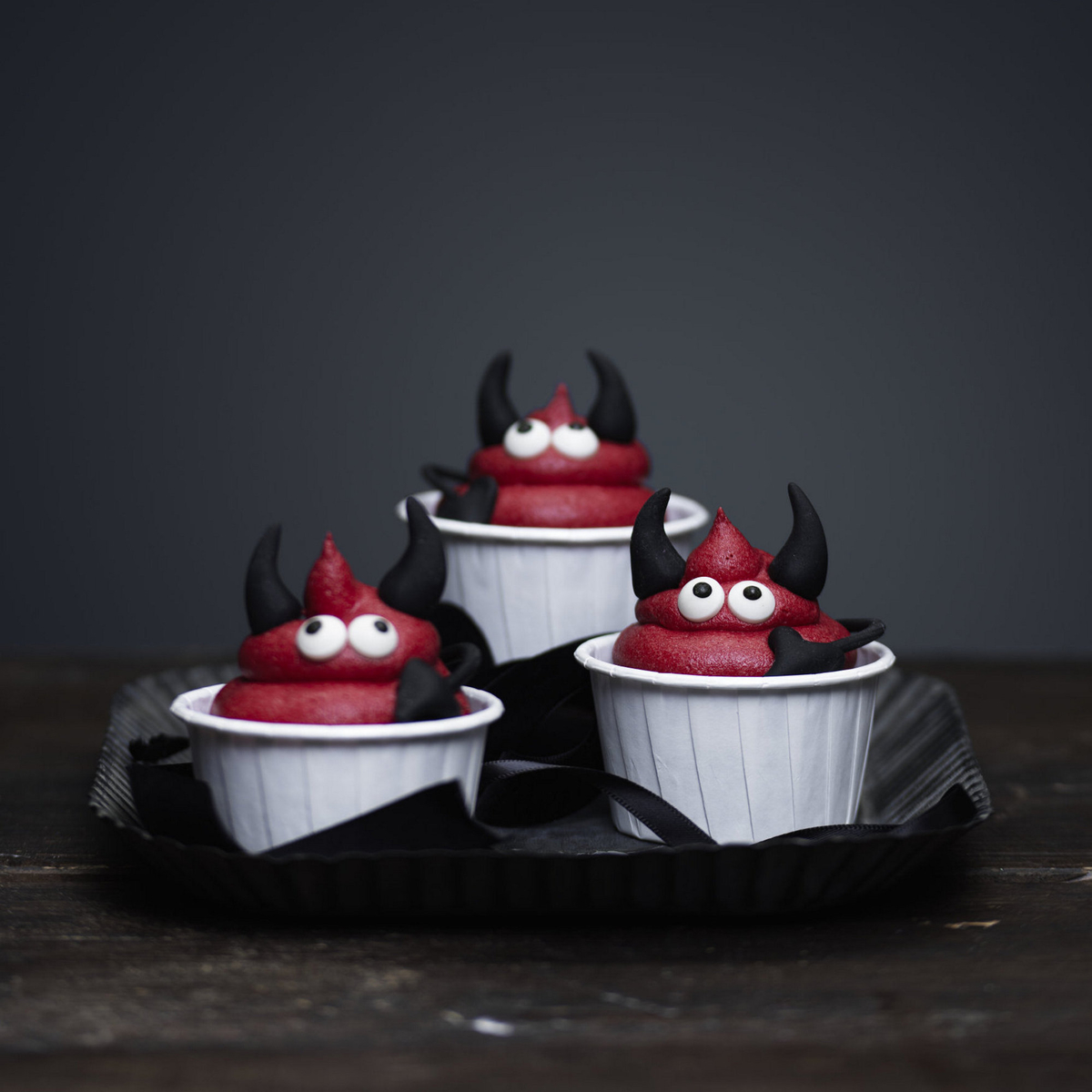 Serve up a dish of little devils
